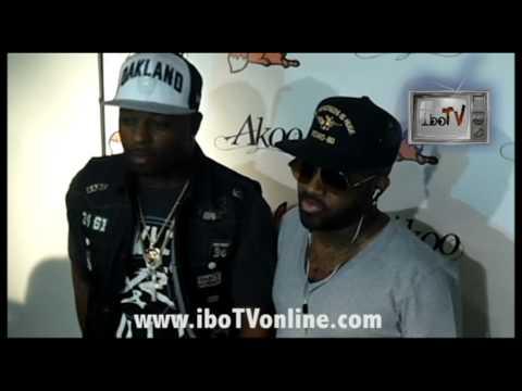AKOO & EPIC RECORDS Music Meets Fashion DJ Zeke Cash Out King L Fresco Kane Uncle Murda iboTV