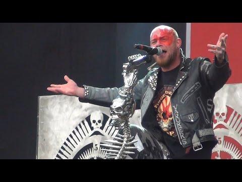 Five Finger Death Punch - Under and Over it - Graspop 2015