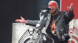 Five Finger Death Punch - Under and Over it - Graspop 2015