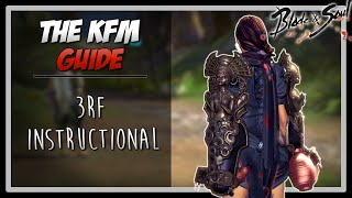 Blade & Soul | KFM 3RF Animation Cancel Guide