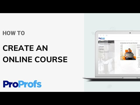 How to Create Online Training Courses