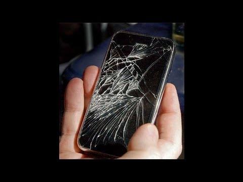 kind zerstört iPhone X..