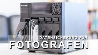 Datensicherung für Fotografen - Das richtige BACKUP mit NAS