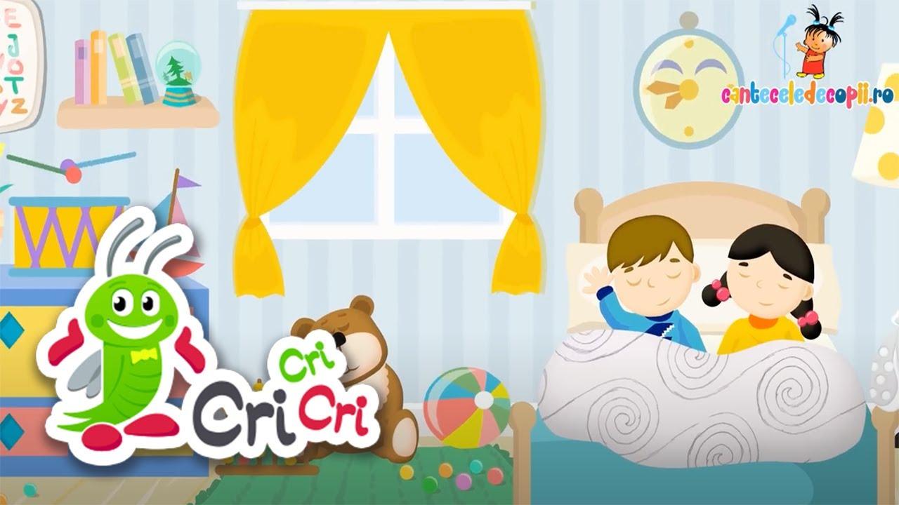 Buna dimineata (Ursuletii s-au trezit) - Cantece pentru copii | CriCriCri
