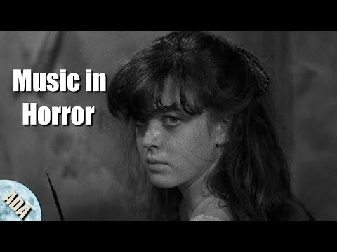 Music in Horror Part 2: From The Blob to The Exorcist a Look at Novelty & Instrumental Theme Songs