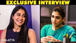 Regina Cassandra is an uncredited AD - from the sets of Mr. Chandramouli | Exclusive Fun Interivew
