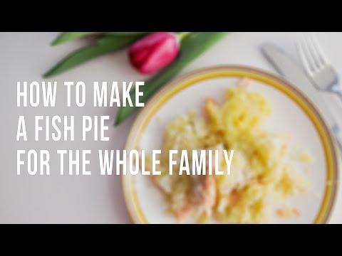 How To Make Fish Pie   Gluten Free
