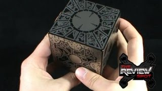 Collectible Spot - The Puzzle Box Maker Stainless Steel Hellraiser Puzzle Box