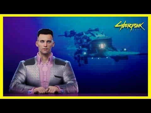 Cyberpunk 2077 - Shipping [World News]
