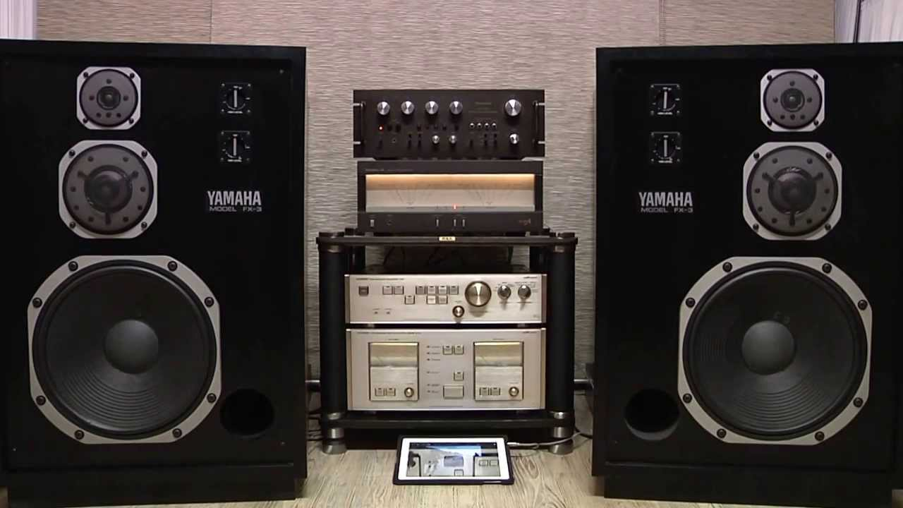 Yamaha Fx 3 Youtube