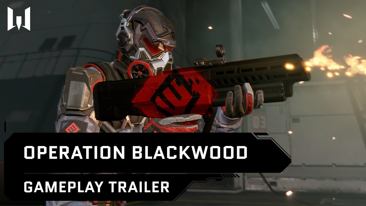 [PC] Operation Blackwood - Gameplay Trailer
