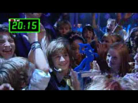 Ralf wint Junior Songfestival