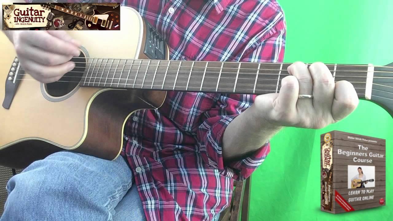 How To Play Feliz Navidad On Guitar Feliz Navidad Guitar Chords