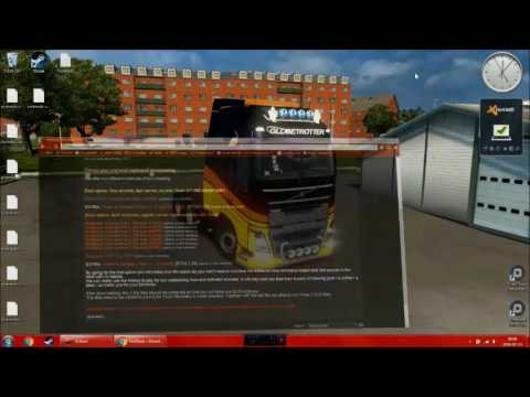How to download and install ETS 2 - Promods v 2 1 - ETS 2 1 24