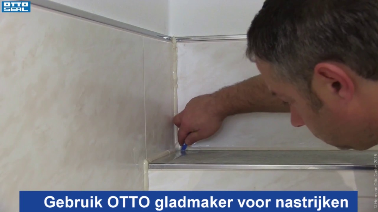 Badkamer Kitten Tips : Hulp bij natuursteen kitten in een badkamer ottoseal youtube