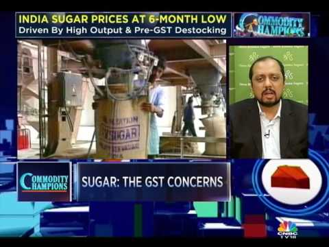 SUGAR'S SOUR STORY, DOMESTIC PRICES AT 6-MONTH LOW