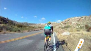 Bike Ride - Montezuma Climb plus valley loop - Borrego Springs, California