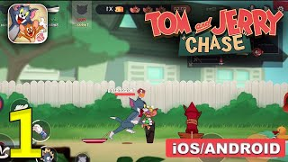 Tom and Jerry Chase Gameplay Walkthrough (Android, iOS) - Part 1
