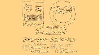 BAGHEAD & BIG BLEACH - The Big Bag Split CS