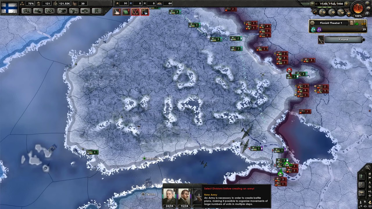 Hoi4 Guide: How to defeat Soviet as Finland #3 (finale)