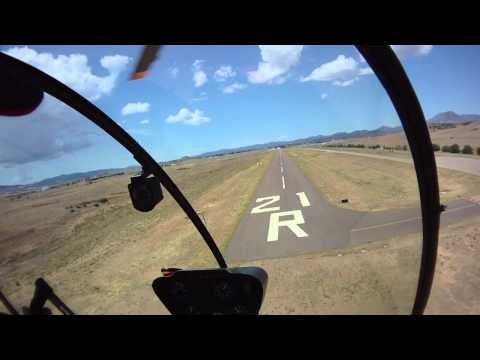 Settling with Power, Simulated Engine Failure, Run on Landing, and 180 Auto