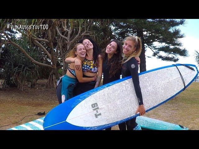 Buscando olas en Byron Bay ● #VlogAUssieYouTOO ❤