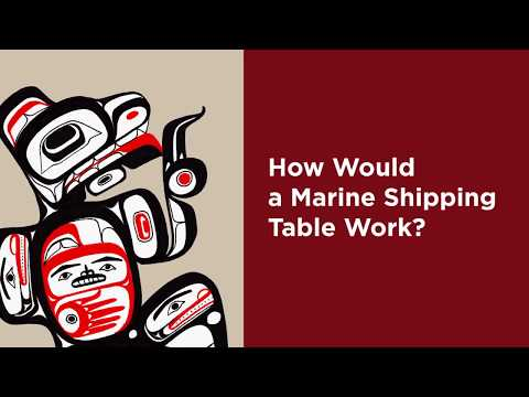 CFN: A First Nations Shipping, Marine Safety and Oceans Protection Table