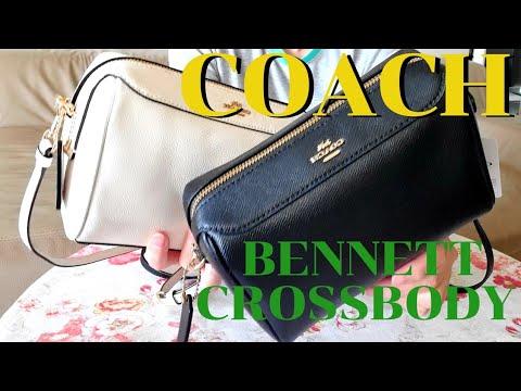 Review: COACH F76629 BENNETT CROSSBODY