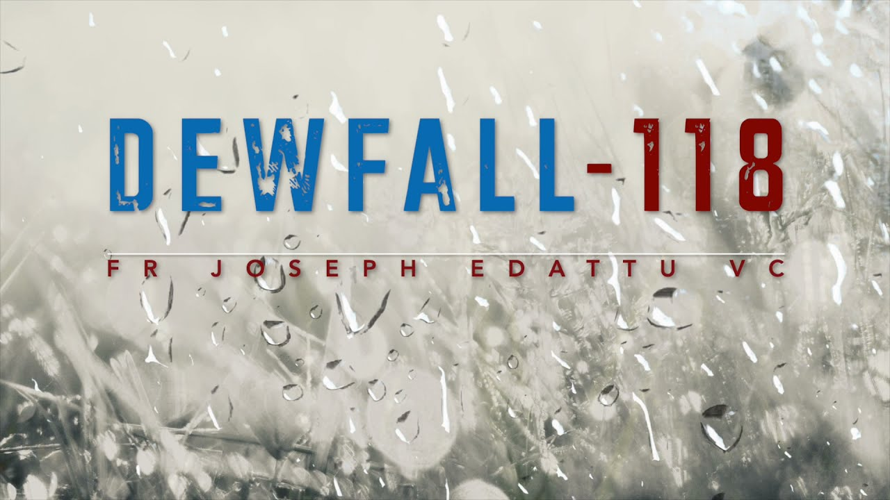Dewfall 118 - Make use of this opportunity