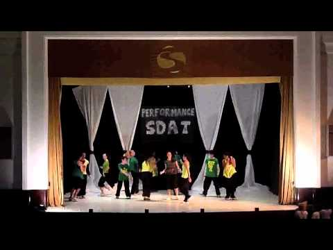 Performance SDAT2010 hip hop iniciante Videos De Viajes