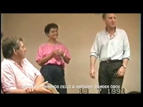 1991-07 London Virtuosi host Miraflores Music Course (John Georgiadis Films)