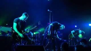 """sleepmakeswaves """"traced in constellations"""" Stereolux, Nantes FR - 22.03.2015"""