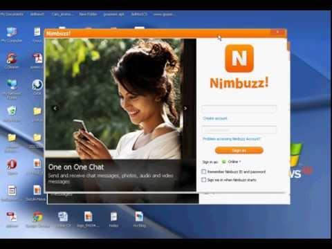 Nimbuzz For PC