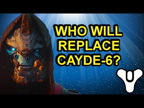 Who will replace Cayde-6? Destiny 2 Forsaken Lore | Myelin Games