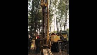 Бурение скважин Чехов, Серпухов, Подольск, Ступино(, 2015-10-15T09:54:31.000Z)