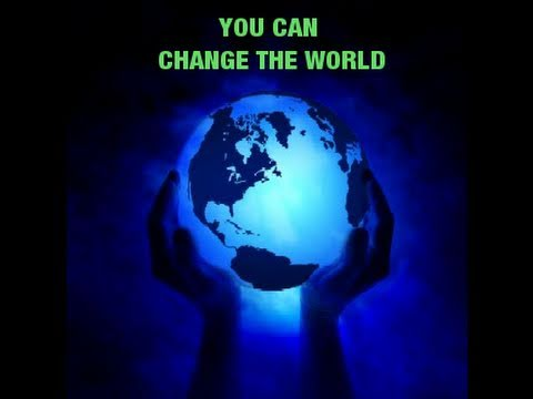 can one person change the world essays Essays on forgiveness 1  can mentally change places with me and ask  looking at both perspectives we can see that one person accepts that you.