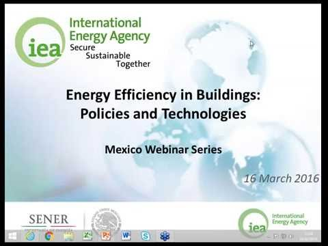 10. Energy Efficiency in Buildings - Policies and Technologies
