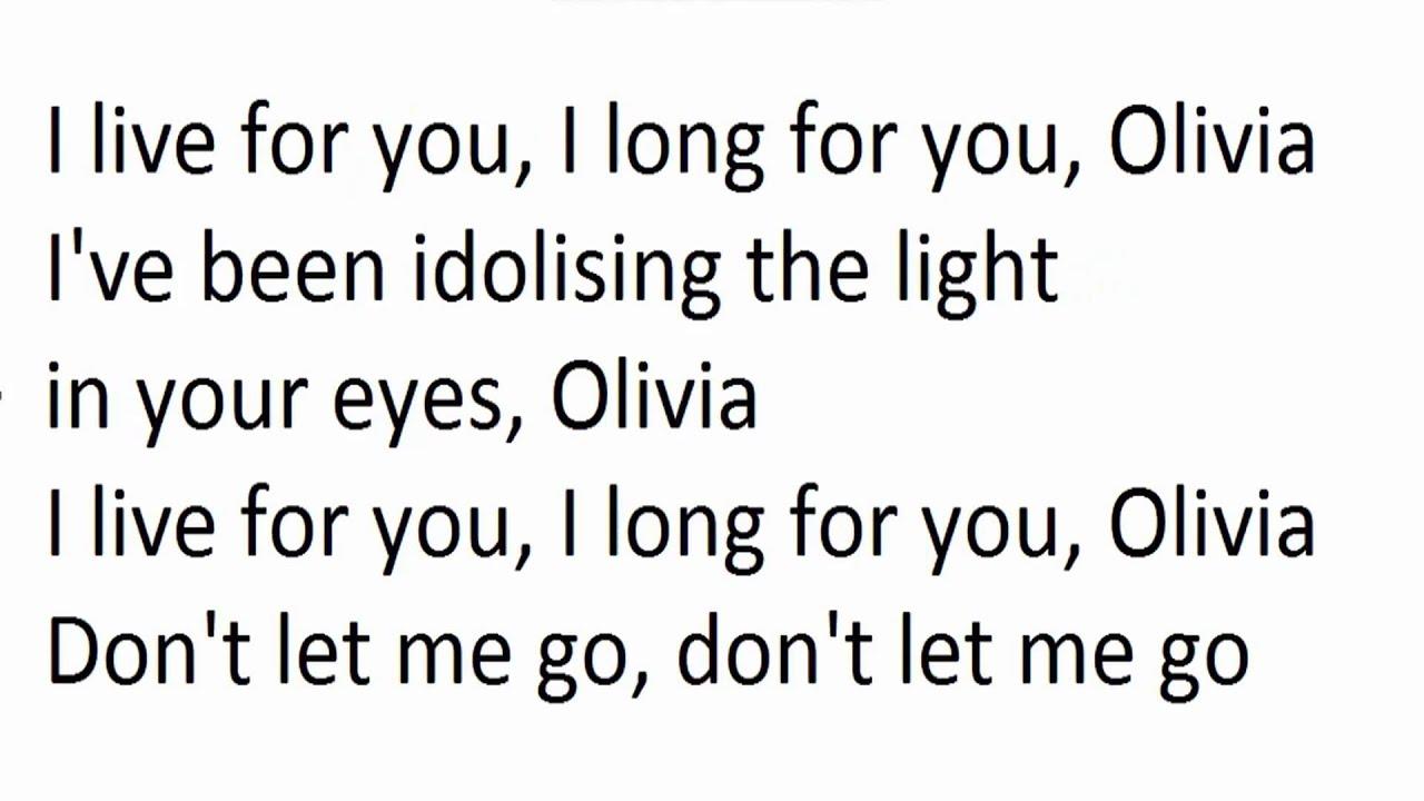 One Direction - Perfect (Lyrics) - YouTube
