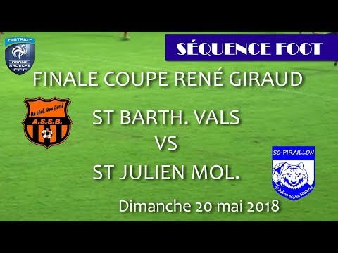 20.05.2018 - Finale Coupe René GIRAUD - Ruoms 2018