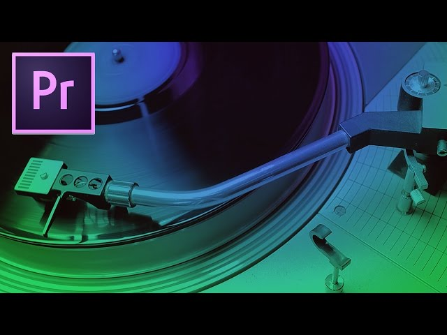 How to generate Gradient Overlay Effects in Adobe Premiere Pro CC 2017 Tutorial (4-Color and Ramp)