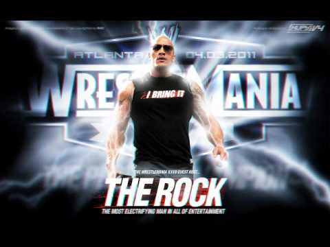 The Rock  Current Theme  Electrifying Extended Version + Download Link