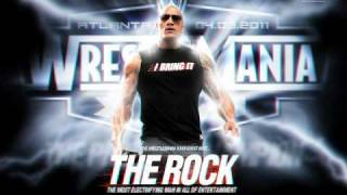 The Rock - Current Theme - Electrifying (Extended Version) + Download Link