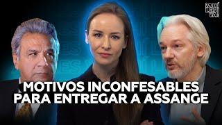 ¿Por qué Lenín Moreno entregó a Julian Assange?