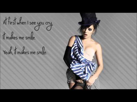 Smile - Lily Allen (Lyrics)