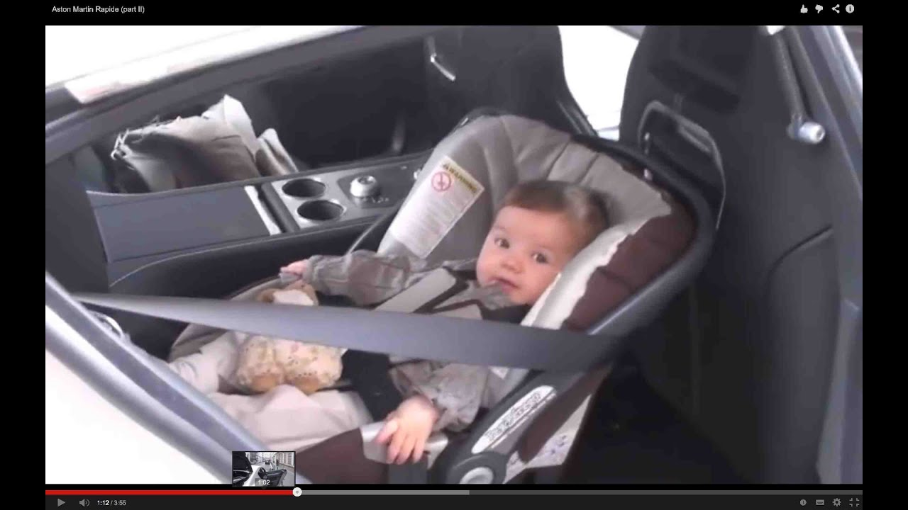 Aston Martin Rapide Part Ii Familly Car Youtube