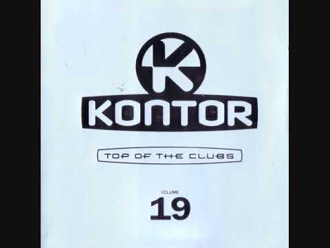 Kontor - Top Of The Clubs Volume 19. CD1 Mixed By Jan Wayne