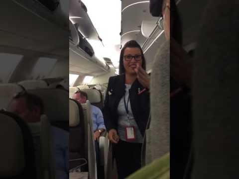 Boarding Air France A380 Upper deck Mexico City - Paris