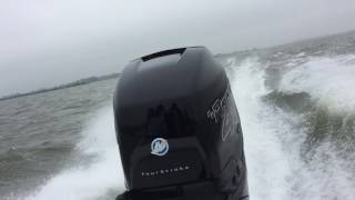 400pk Mercury Racing outboard