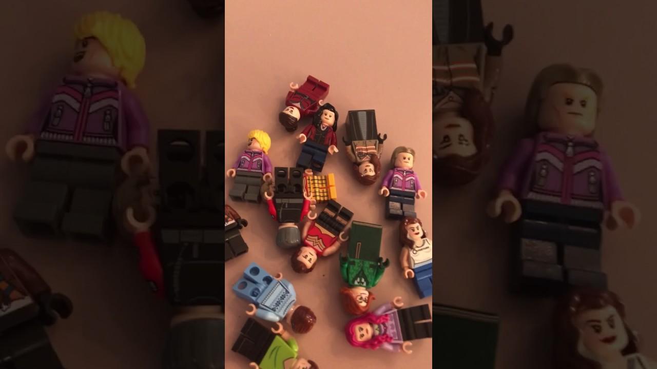 Lego Custom Descendants 2 Minifigures Youtube