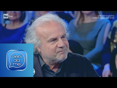 Jerry Calà racconta l'incidente del 1994 e l'amore per la sua famiglia - Vieni da me 28/02/2019